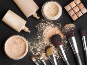ingredientes de los productos de maquillaje