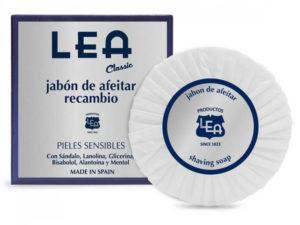 productos de afeitado LEA