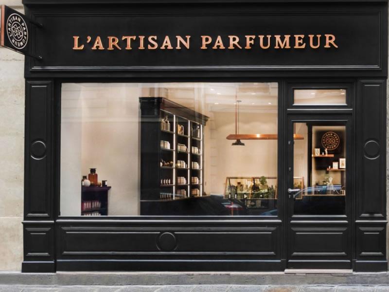 tienda de L'Artisan Parfumeur