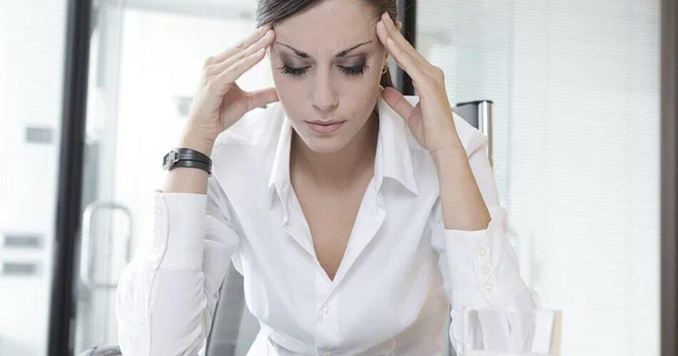 sintomas de la piel estresada
