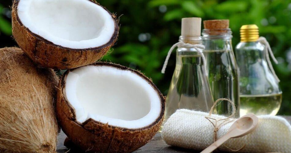 uso del coco en la perfumeria