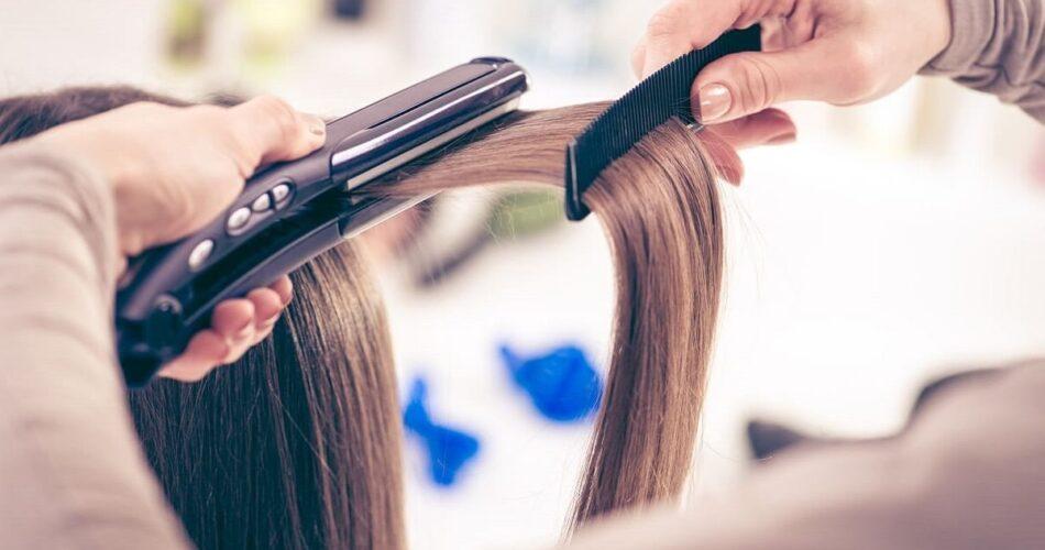 protección térmica del pelo