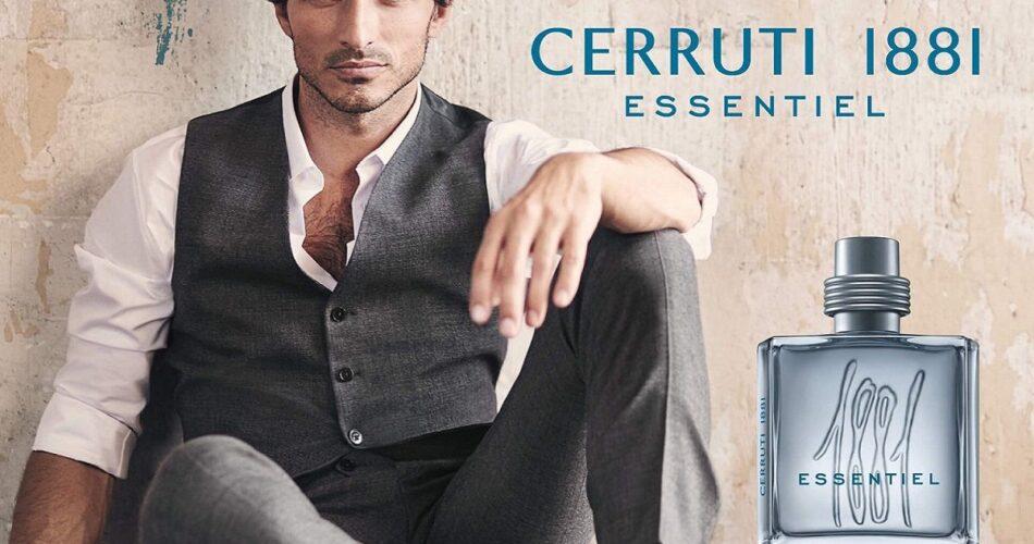 perfume masculino de Cerruti