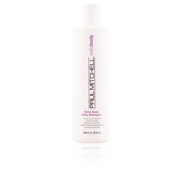 EXTRA BODY daily shampoo 500 ml by Paul Mitchell