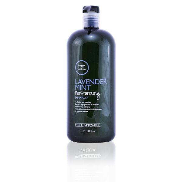 TEA TREE LAVENDER MINT moisturizing shampoo 1000 ml by Paul Mitchell