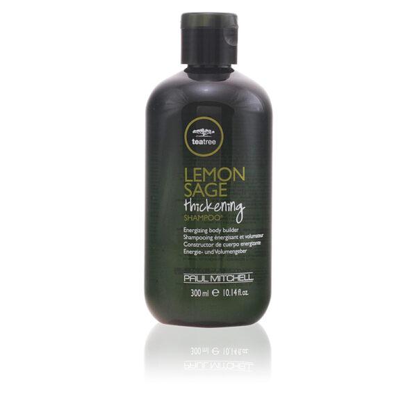 TEA TREE LEMON SAGE thickening shampoo 300 ml by Paul Mitchell