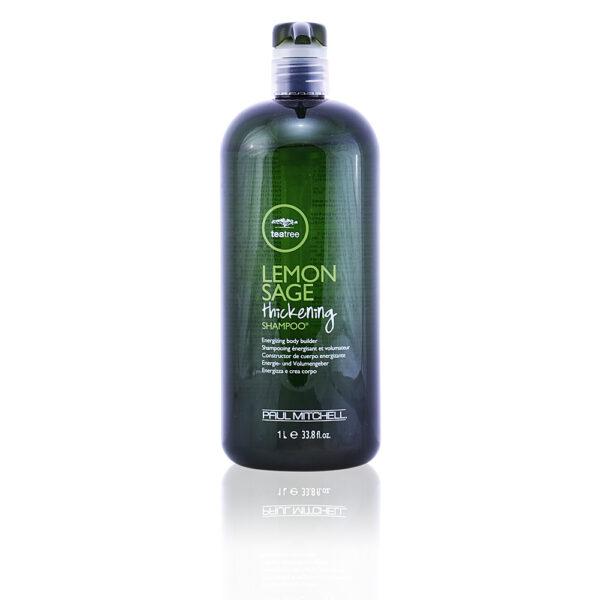 TEA TREE LEMON SAGE thickening shampoo 1000 ml by Paul Mitchell