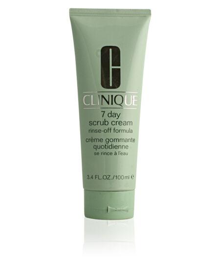 7 DAY SCRUB cream rinse off formula 100 ml by Clinique