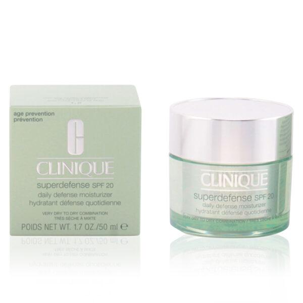 SUPERDEFENSE SPF20 daily defense moisturizer I/II 50 ml by Clinique