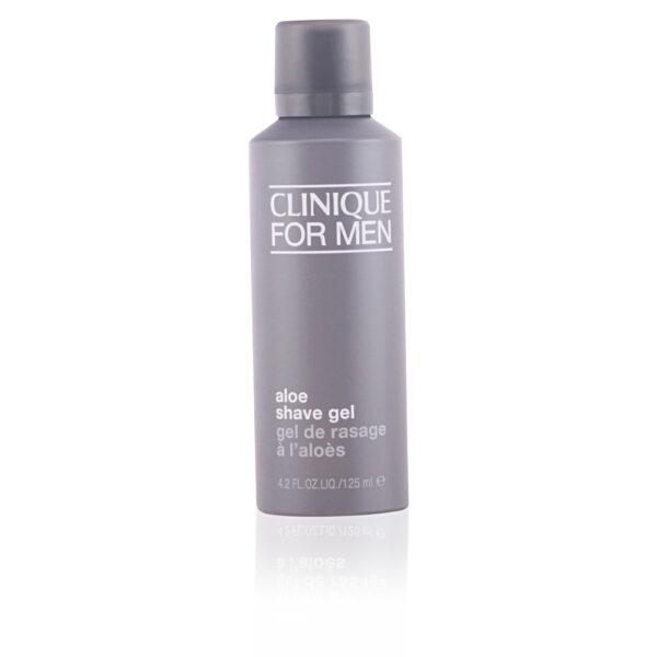 MEN aloe shave gel 125 ml by Clinique