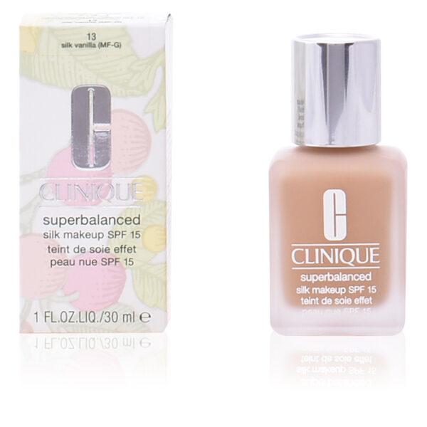 SUPERBALANCED SILK makeup #13-silk vainilla 30 ml by Clinique