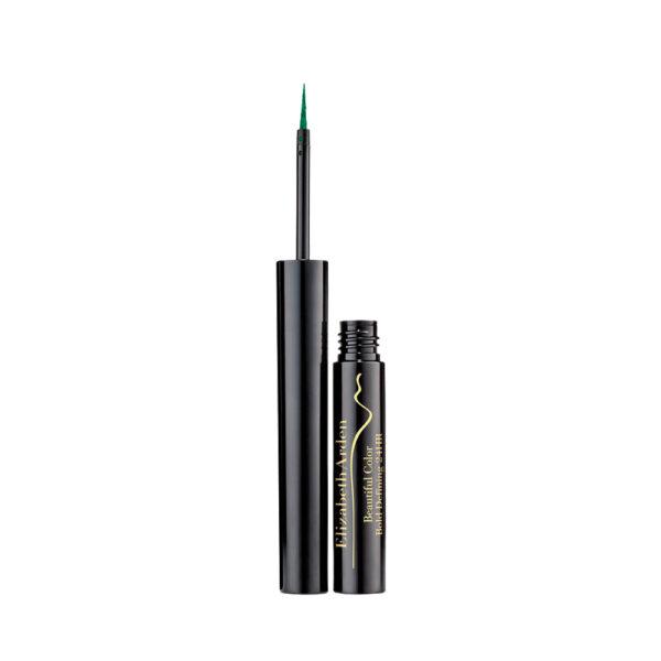 BEAUTIFUL COLOR bold defining eyeliner #05-green 1