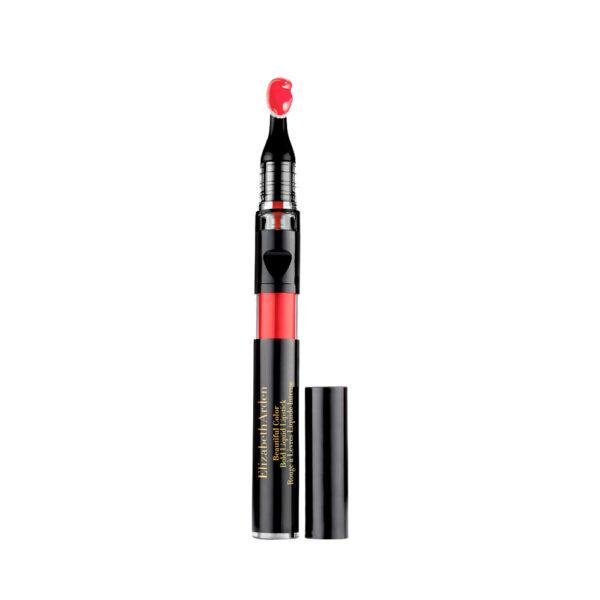 BEAUTIFUL COLOR bold liquid lipstick #passionate peach 2