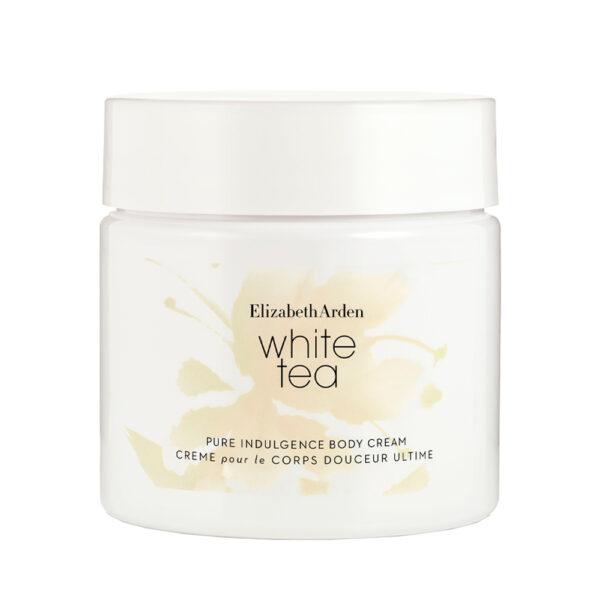 WHITE TEA pure indulgence body cream 400 ml by Elizabeth Arden