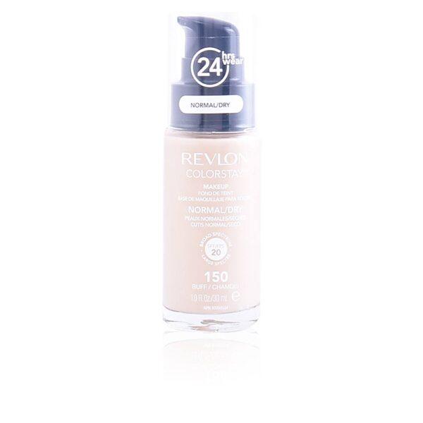COLORSTAY foundation normal/dry skin #150-buff 30 ml by Revlon