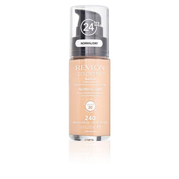 COLORSTAY foundation normal/dry skin #240-medium beige 30ml by Revlon