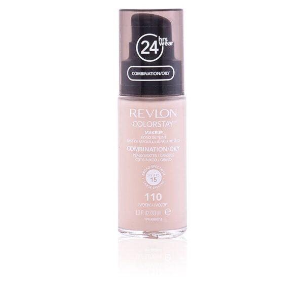 COLORSTAY foundation combination/oily skin #110-ivory 30 ml by Revlon