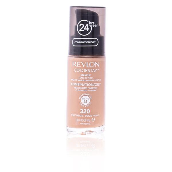 COLORSTAY foundation combination/oily skin #320-true beige by Revlon
