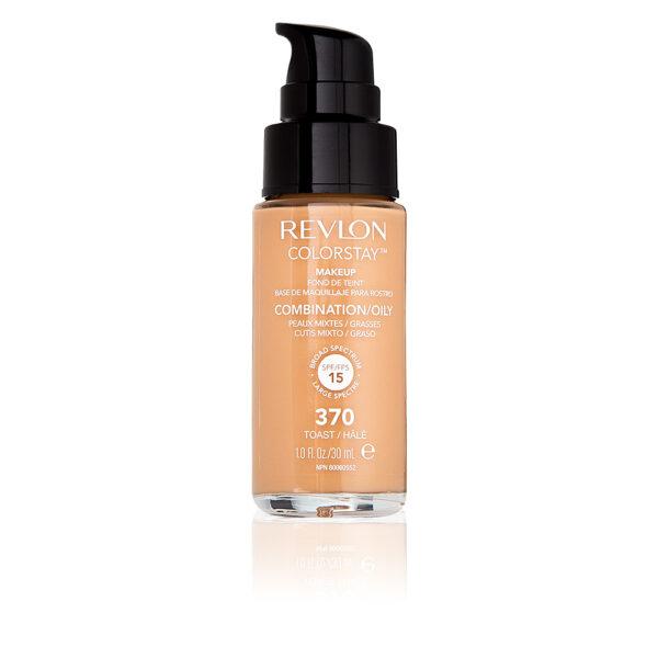 COLORSTAY foundation combination/oily skin #370-toast 30 ml by Revlon