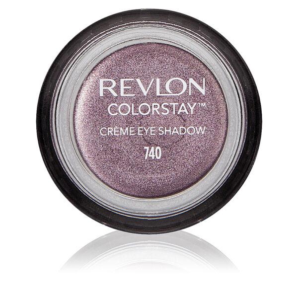 COLORSTAY creme eye shadow 24h #740-black currant by Revlon