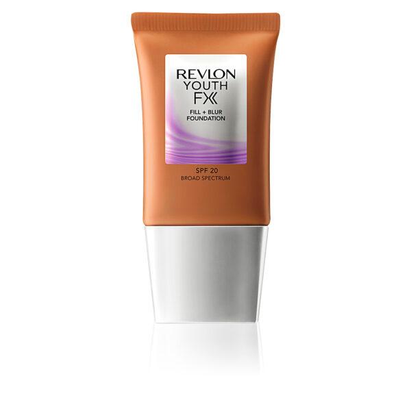YOUTHFX FILL + BLUR foundation SPF20 #400-caramel 30 ml by Revlon
