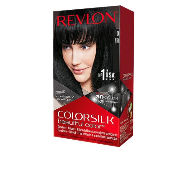 COLORSILK tinte #10-negro by Revlon