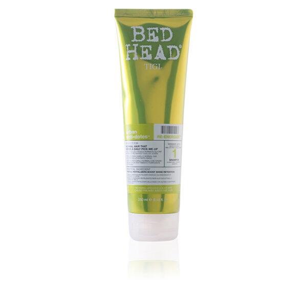 BED HEAD re-energize shampoo 250 ml by Tigi
