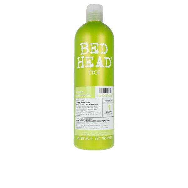BED HEAD urban anti-dotes re-energize shampoo 750 ml by Tigi