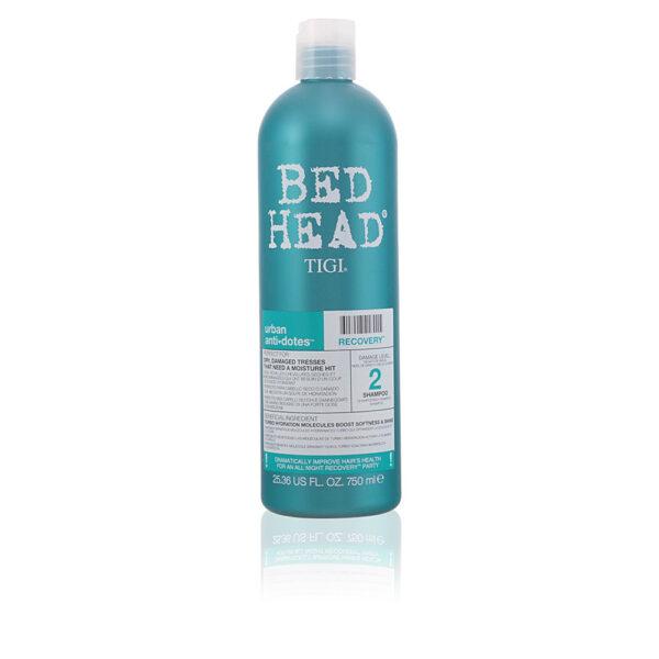 BED HEAD urban anti-dotes recovery shampoo 750 ml by Tigi