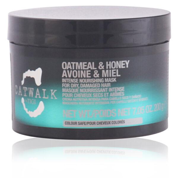 CATWALK OATMEAL & HONEY nourishing mask 200 ml by Tigi