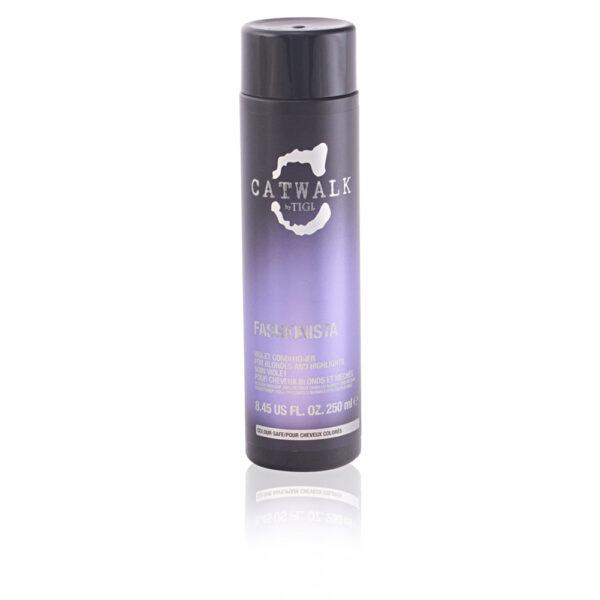 CATWALK fashionista violet conditioner 250 ml by Tigi