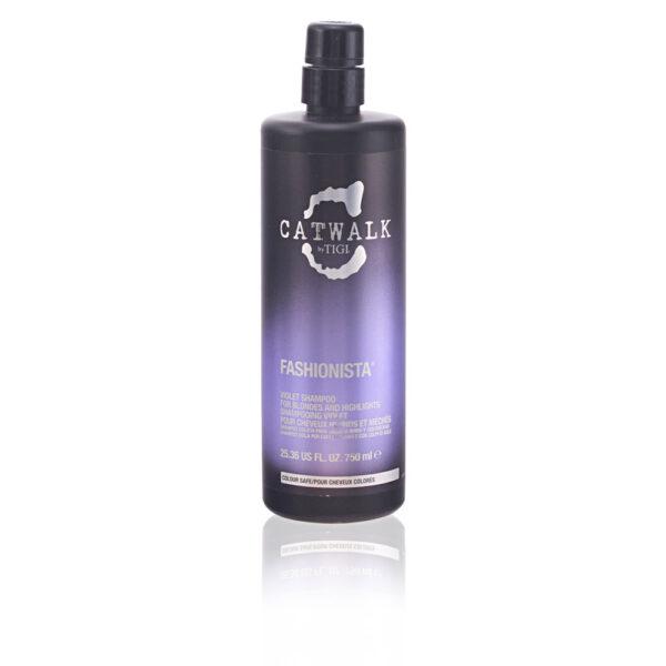 CATWALK fashionista violet shampoo 750 ml by Tigi