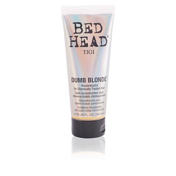 BED HEAD DUMB BLONDE reconstructor 200 ml by Tigi
