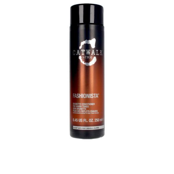 CATWALK fashionista brunette conditioner 250 ml by Tigi