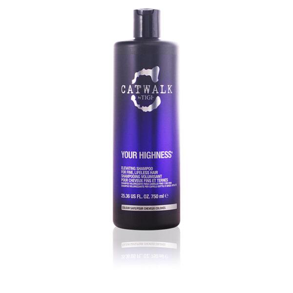 CATWALK your highness shampoo 750 ml by Tigi