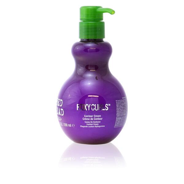 BED HEAD foxy curls contour cream 200 ml by Tigi