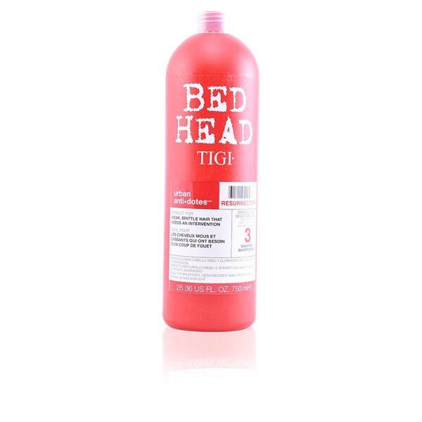 BED HEAD urban anti-dotes resurrection shampoo 750 ml by Tigi