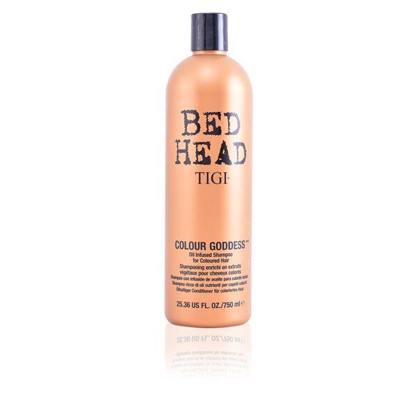 BED HEAD COLOUR GODDESS oil infused shampoo 750 ml by Tigi