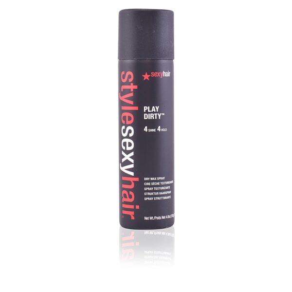 STYLE SEXYHAIR play dirty dry wax spray 150 ml by Sexy Hair