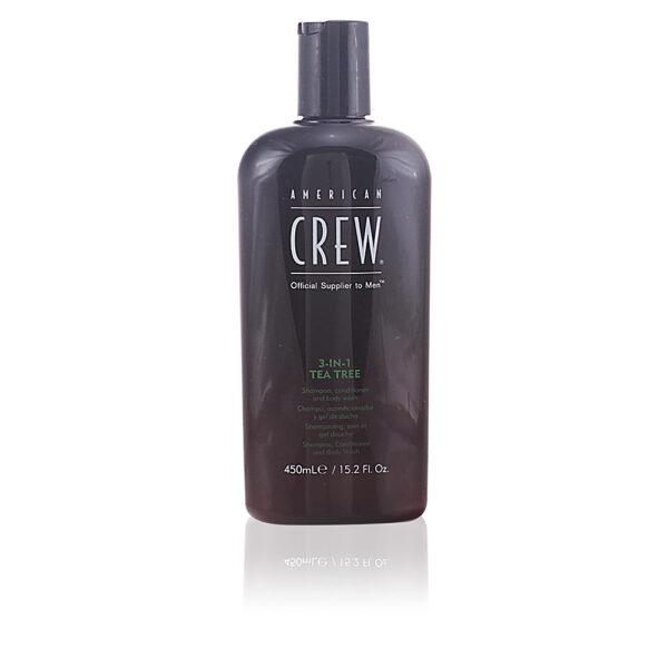 TEA TREE 3 in 1 shampoo