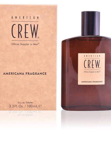 AMERICANA FRAGANCE edt vaporizador 100 ml by American Crew