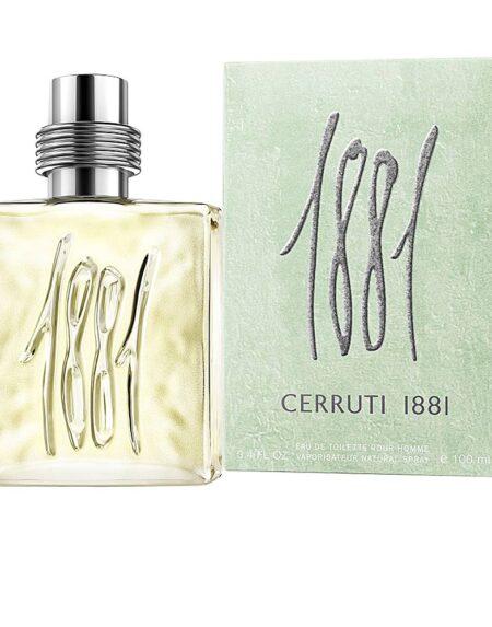 1881 POUR HOMME edt vaporizador 100 ml by Cerruti