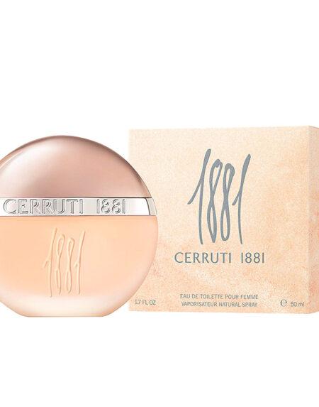 1881 POUR FEMME edt vaporizador 50 ml by Cerruti