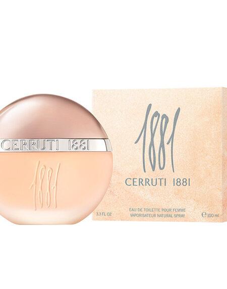1881 POUR FEMME edt vaporizador 100 ml by Cerruti