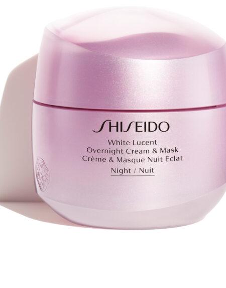 WHITE LUCENT overnight cream & mask 75 ml by Shiseido