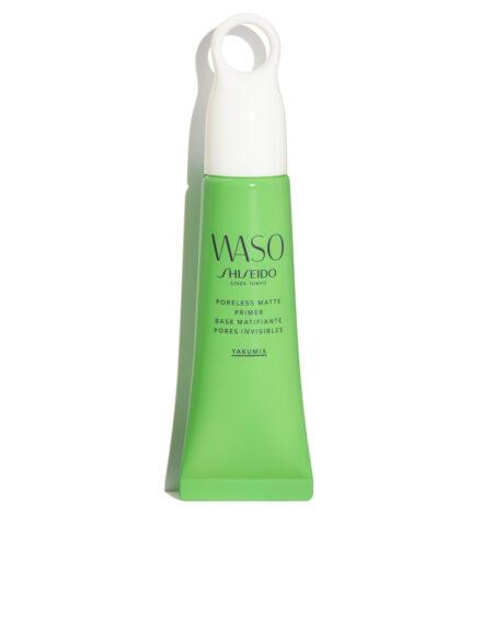 WASO poreless matte primer 20 ml by Shiseido
