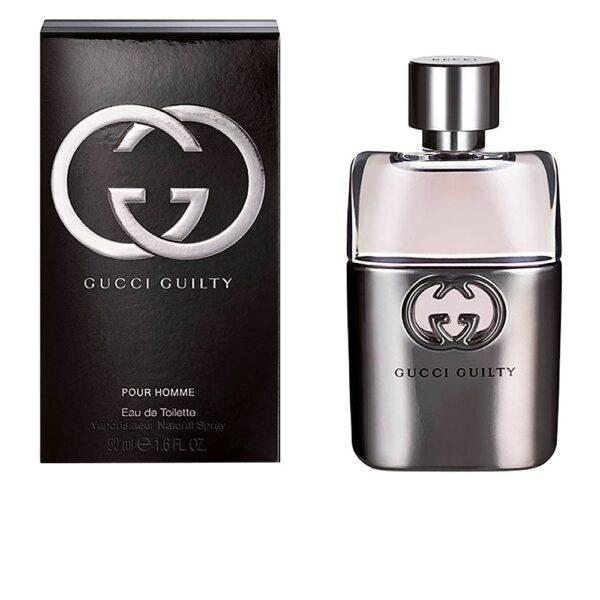 GUCCI GUILTY POUR HOMME edt vaporizador 50 ml by Gucci
