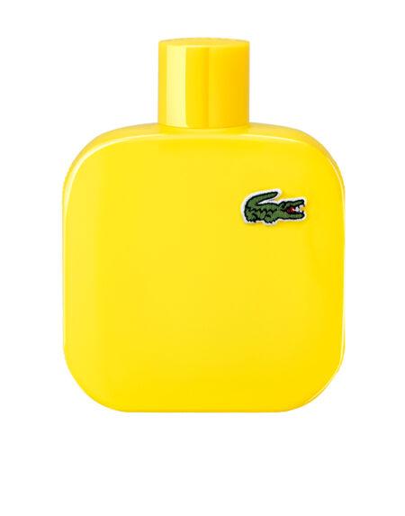 EAU DE LACOSTE L.12.12 JAUNE POUR HOMME edt vaporizador 100 ml by Lacoste
