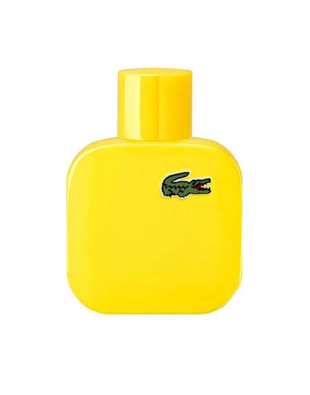 EAU DE LACOSTE L.12.12 JAUNE POUR HOMME edt vaporizador 50 ml by Lacoste