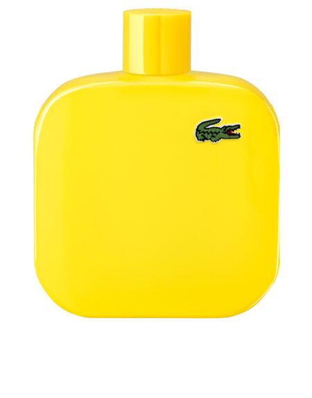 EAU DE LACOSTE L.12.12 JAUNE POUR HOMME edt vaporizador 175 ml by Lacoste